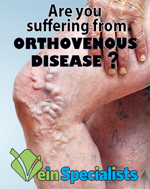 "Do you have ""Orthovenous"" Disease?"
